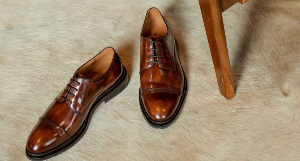 Classic Oxfords - 5 Shoes Every Sophisticated Guy Needs in His Wardrobe