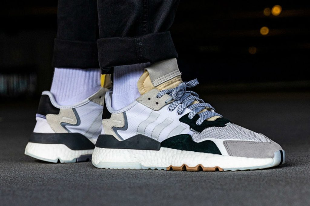 Adidas Nite Joggers Sneaker for the streets - 5 Shoes Every Sophisticated Guy Needs in His Wardrobe